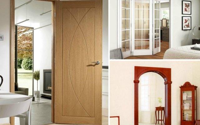 Межкомнатные двери, их виды и конструктивные особенности