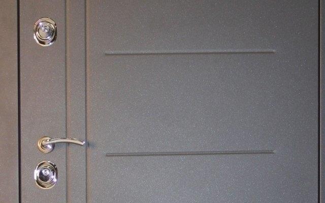 Типы внешнего покрытия входных дверей