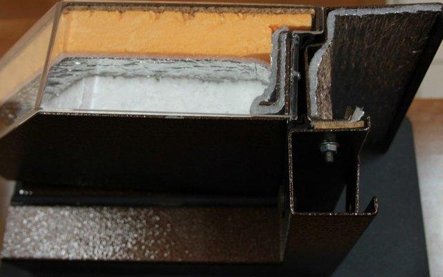Что такое термо двери и терморазрыв