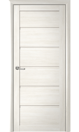 Межкомнатная дверь Вена ДГ (Кипарис белый)