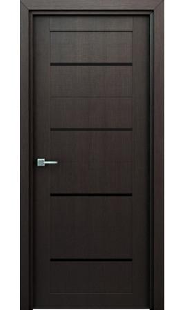 Межкомнатная дверь Орион ДО (Венге)