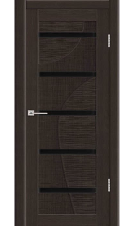 Межкомнатная дверь Вита 05 (Венге)
