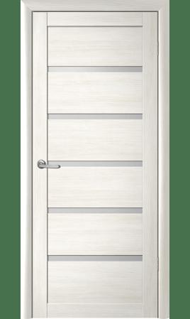 Межкомнатная дверь Вена (Кипарис белый)