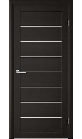 Межкомнатная дверь Trend Doors T-1 (Лиственница темная)