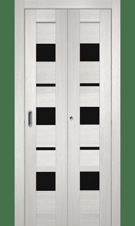 Дверь книжка Прага (Кипарис белый)
