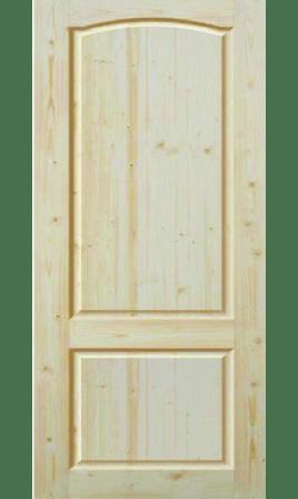 Межкомнатная дверь  Неаполь (без отделки)