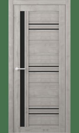 Межкомнатная дверь Невада (Графит)