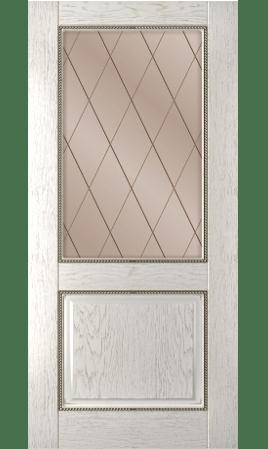 Межкомнатная дверь Гранд (Капучино)