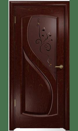 Межкомнатная дверь Диона (Сапели)