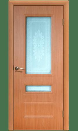 Межкомнатная дверь Фантазия ДО (Миланский орех)