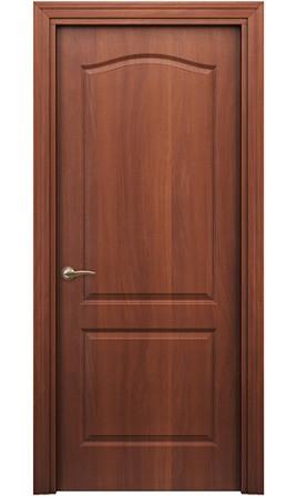 Межкомнатная дверь Палитра 11-4 (Итальянский орех)