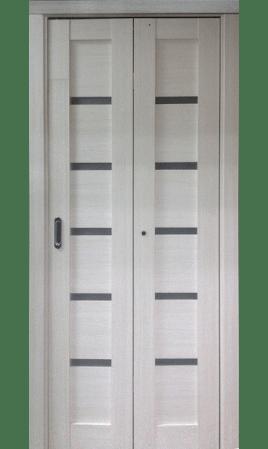 Дверь книжка Вена (Кипарис белый)