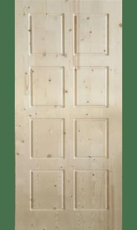 Межкомнатная дверь  Марсель (без отделки)