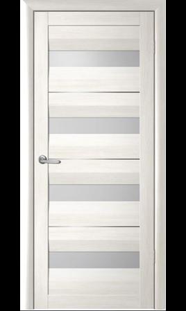Межкомнатная дверь Барселона (Кипарис белый)