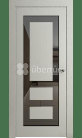 Межкомнатная дверь Neo 00005 (Serena светло-серый)
