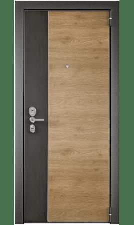 Дверь стальная ULTIMATUM NEXT (Валлийский дуб/Стоун)