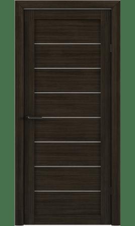Межкомнатная дверь Сеул (Кипарис темный)