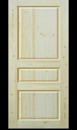 Межкомнатная дверь Модерн (без отделки)