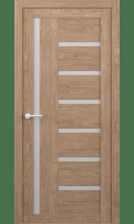 Межкомнатная дверь Мадрид (Дуб натуральный)