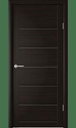 Межкомнатная дверь Вена ДГ (Кипарис темный)