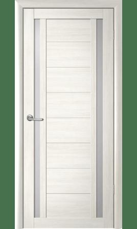 Межкомнатная дверь Рига (Кипарис белый)
