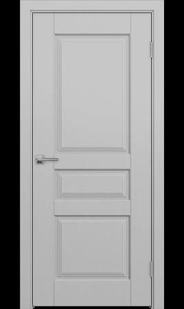 Межкомнатная дверь Diva 2 (Дуб матовый серый)