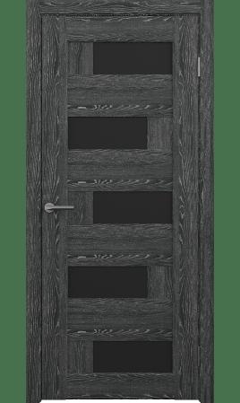 Межкомнатная дверь Гавана (Черное дерево)