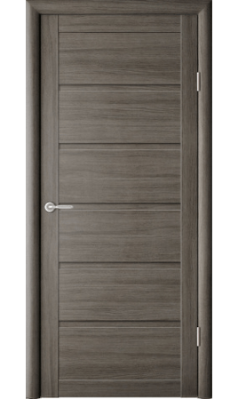 Межкомнатная дверь Вена ДГ (Кедр серый)
