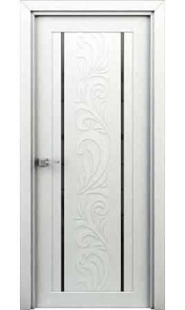 Межкомнатная дверь Весна ДО (Белый)