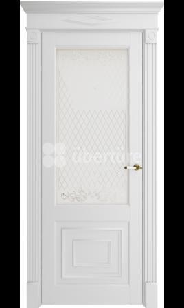 Межкомнатная дверь Florence 62002 (Серена белый)