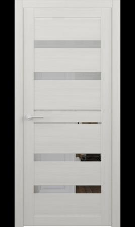 Межкомнатная дверь Дрезден (Кипарис белый)