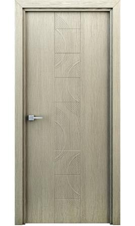 Межкомнатная дверь Сатурн ДГ (Капучино)