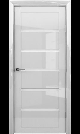 Межкомнатная дверь Вена (Белый)