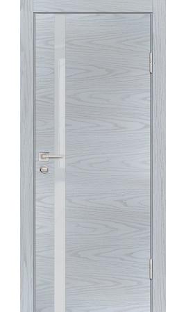 Межкомнатная дверь P-8 PP (Дуб скай серый)