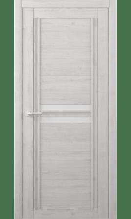 Межкомнатная дверь Каролина (Жемчужный)