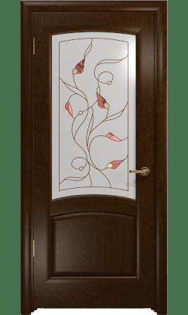 Межкомнатная дверь Ровере (Сапели)