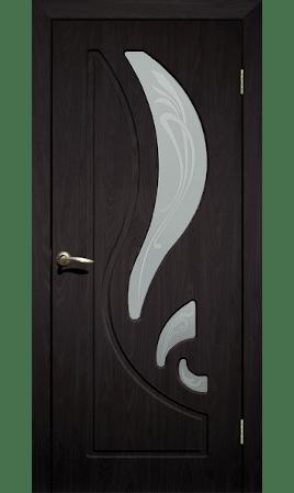 Межкомнатная дверь Лиана (Венге)