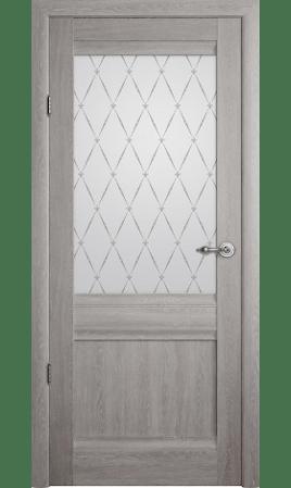 Межкомнатная дверь Рим ДО (Дуб пепельный)