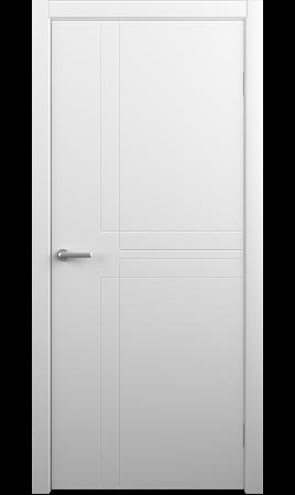 Межкомнатная дверь Сигма (Белый)