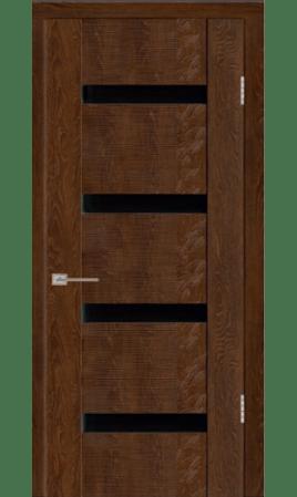Межкомнатная дверь Агата 04 (Дуб коньячный)
