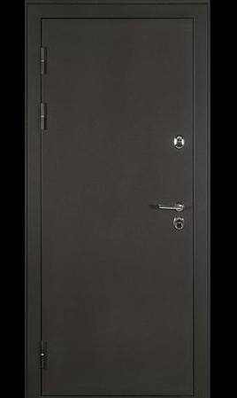 Дверь стальная Персей-ТЕРМО (Античная медь/Дуб светлый)
